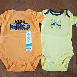 Other - Brand new onesies
